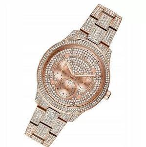 Michael Kors rose gold watch MK6635